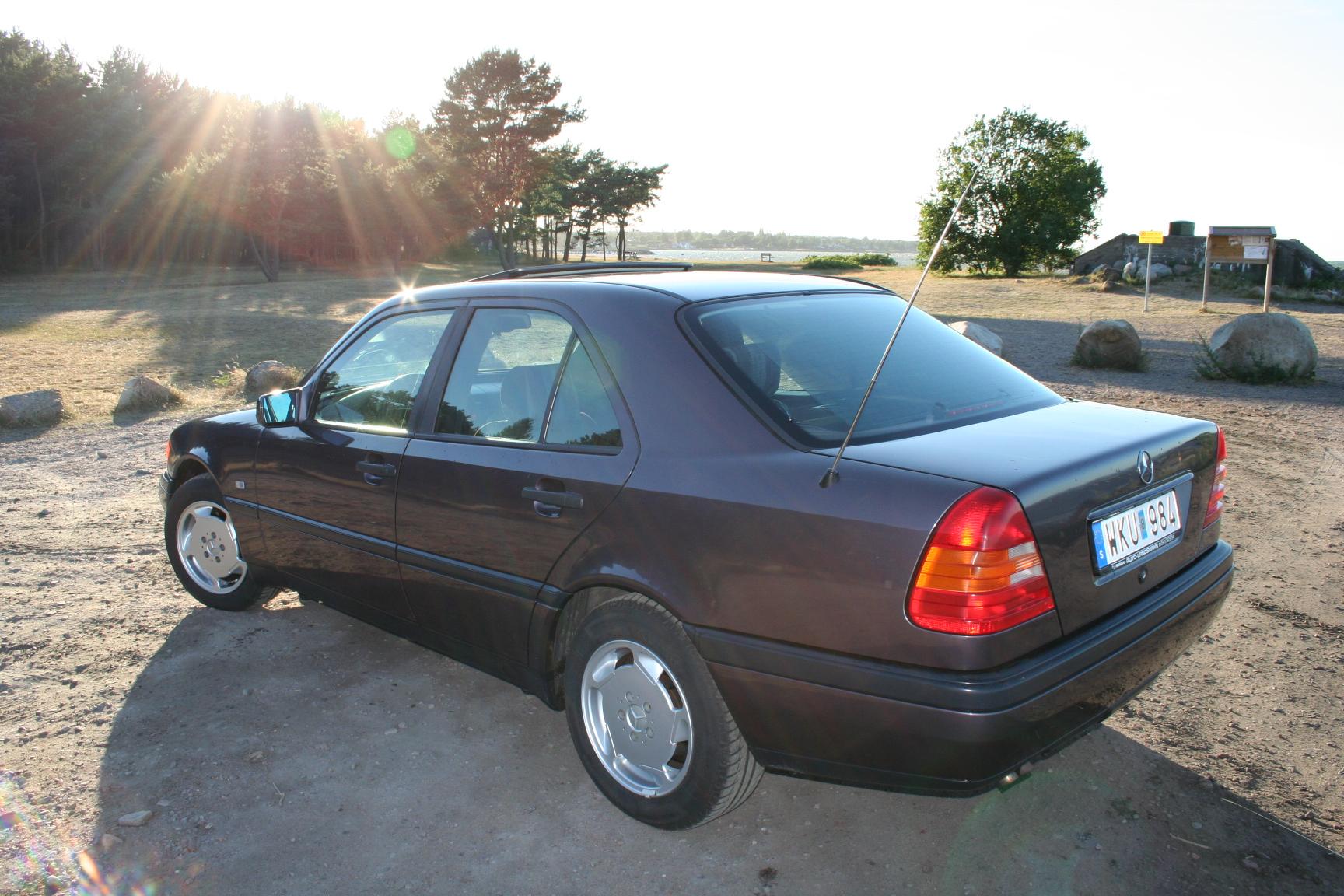 Mercedes benz c220 1995 for 1995 mercedes benz c220