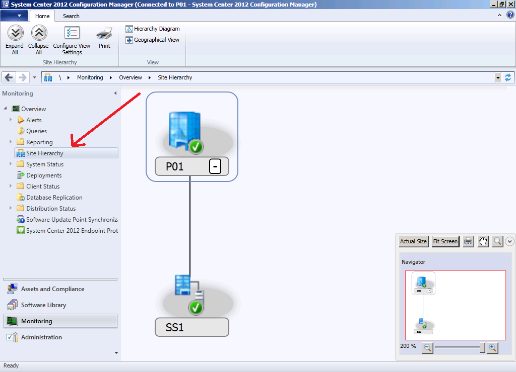 How Can I Display My System Center 2012 Configuration Manager
