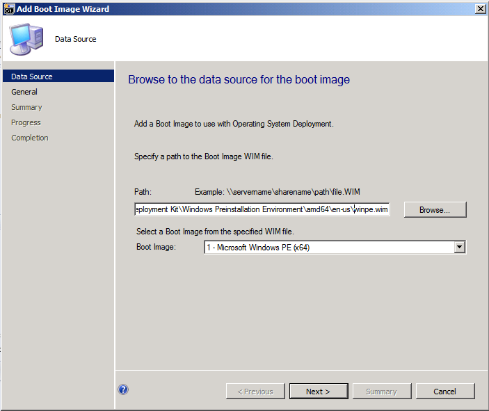 PXE boot failure after upgrading to System Center 2012 Configuration