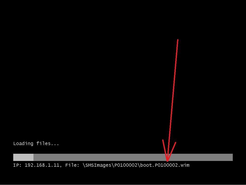 UEFI network boot