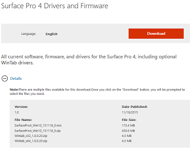 sp4 drivers2