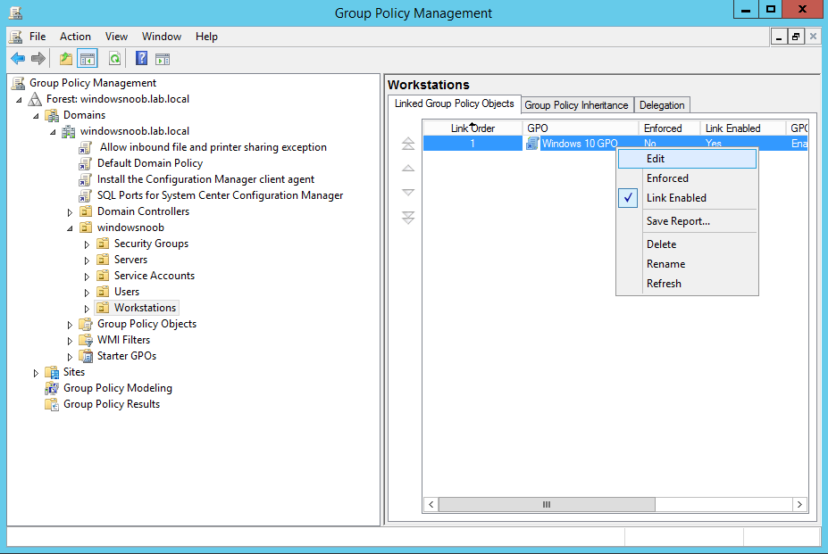 How can I add new Windows 10 admx files to the Group Policy ...