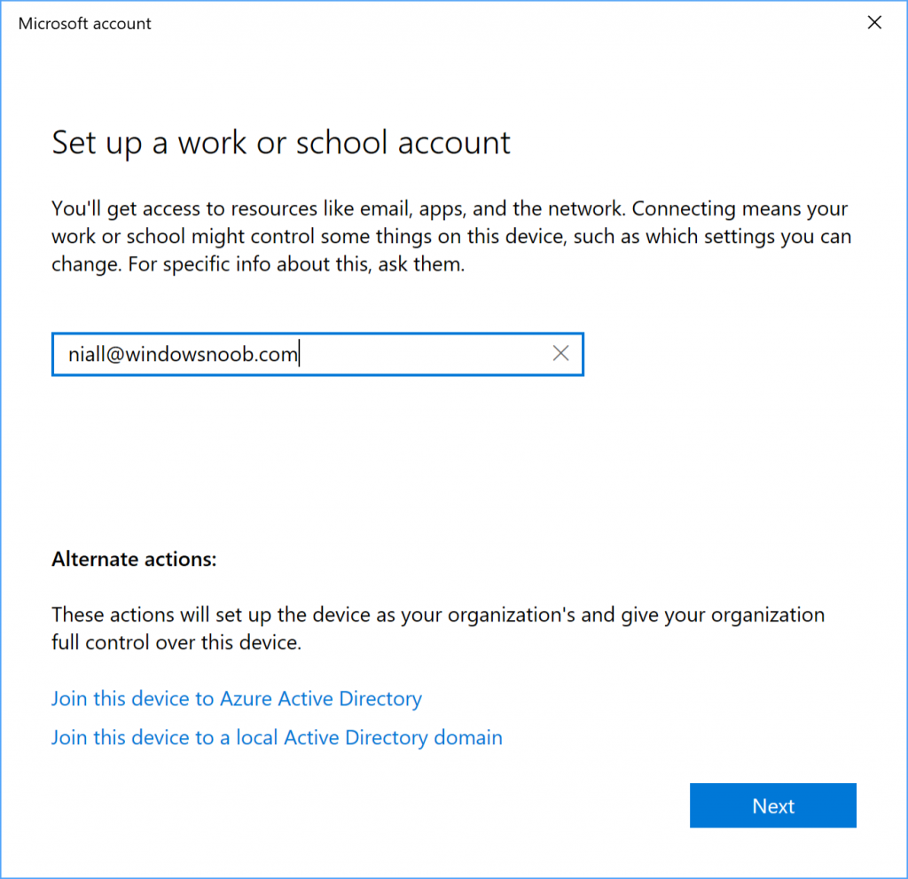 How can I RDP to an Azure AD joined Windows 10 device ? | just