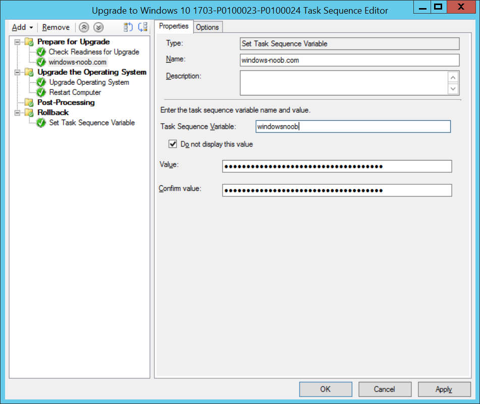 System Center Configuration Manager 1804 Technical Preview