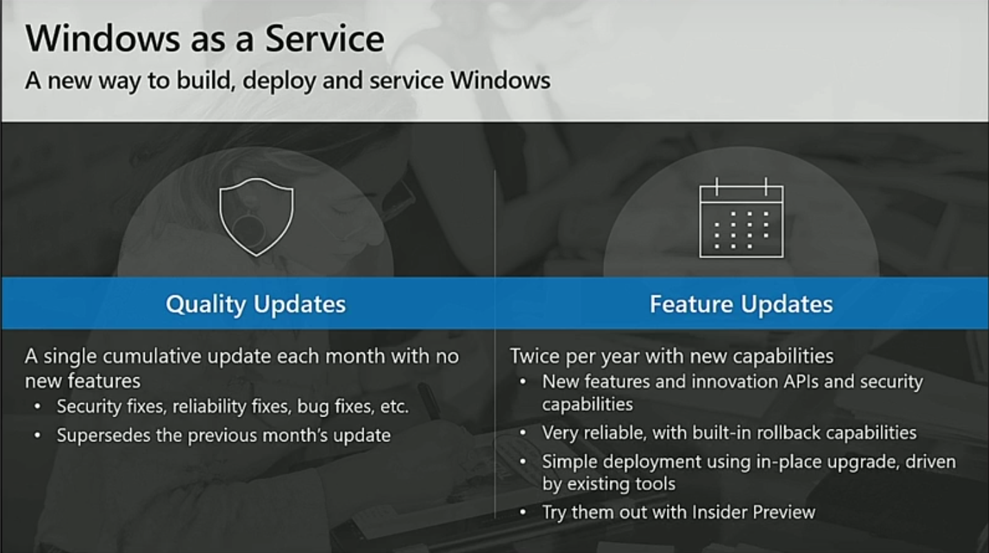 Deploying Windows 10: Making the update experience smooth and
