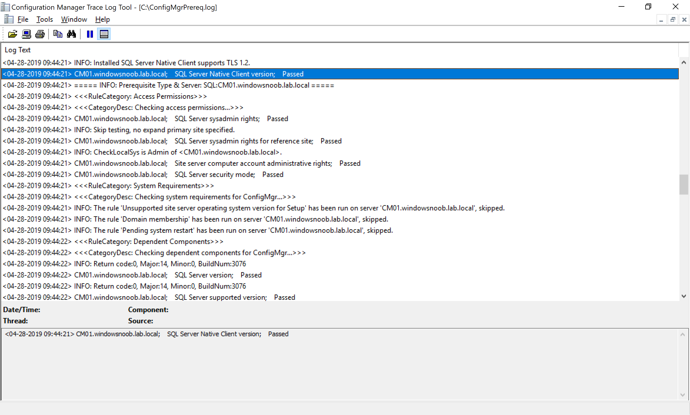 Upgrading the SQL Server 2012 Client Agent with PowerShell to