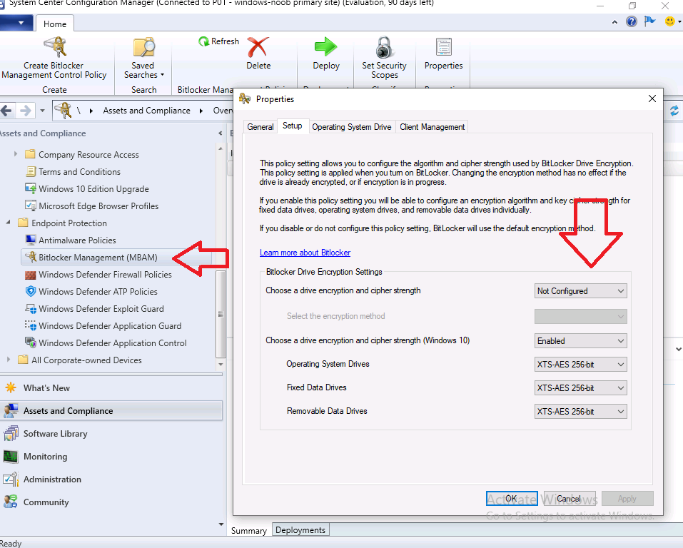 SCCM Technical Preview version 1905 is available and this is